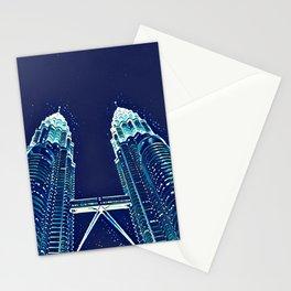 Petronas Remastered Stationery Cards