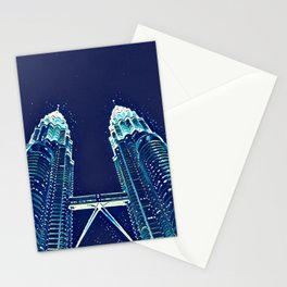 Petronas Remastered Stationery Cards