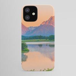 Grand Teton Morning Peace iPhone Case