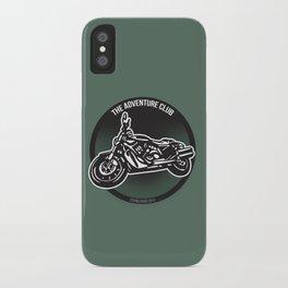 The Adventure Club iPhone Case