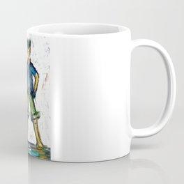 Paper Boater Coffee Mug