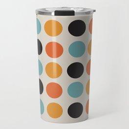 Bauhaus dots Travel Mug