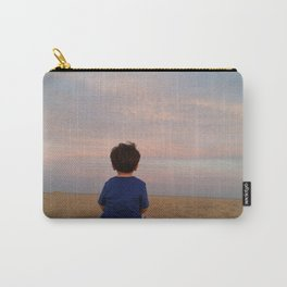 Youth and the Sea Carry-All Pouch