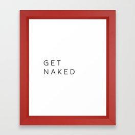 Bathroom Decor Printable Art Get Naked Bathroom Wall Art Nursery Decor Bathroom Poster Typography Qu Framed Art Print