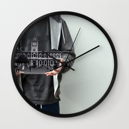 Power Of One Wall Clock