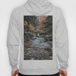 Autumn Creek - Landscape and Nature Photography Hoody