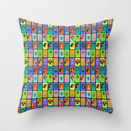 Princess Collection Throw Pillow