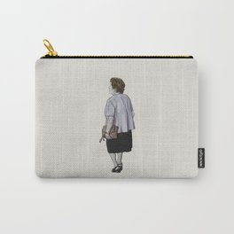 madrileña Carry-All Pouch