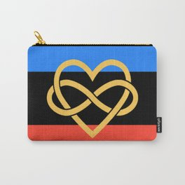 Polyamorous Flag Carry-All Pouch