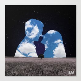 Dear Magritte Canvas Print