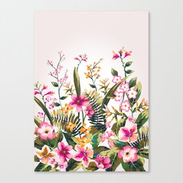 Flowers -a100 Canvas Print