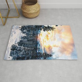 winter vibes #society6 #decor #buyart Rug