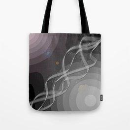 Simple Path Tote Bag
