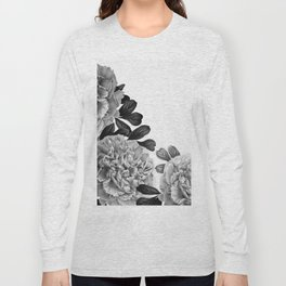 Flowers in the morning Long Sleeve T-shirt