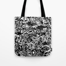 Happy Gram Tote Bag