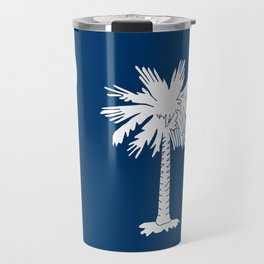 Flag of South Carolina Travel Mug