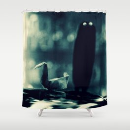 Gaper Shower Curtain