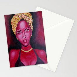 Ms. Intentional  Stationery Cards
