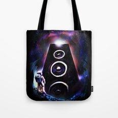 Sound Odyssey Tote Bag