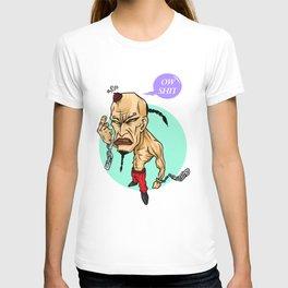 angry guy T-shirt