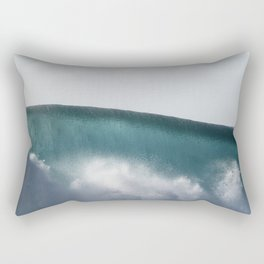 Banzai Pipeline Rectangular Pillow