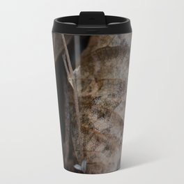 Autumn leaf Travel Mug