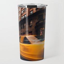 New York Second Travel Mug