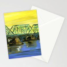 New Hope-Lambertville Bridge Stationery Cards