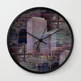 office Dayze Wall Clock