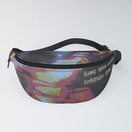 Seattle Art Exchange: Let the Color Within the Rain Fall Fanny Pack