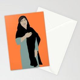 Malala Yousafzai Stationery Cards
