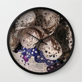 Oh...You're Gonna Lose your Soul II Wall Clock
