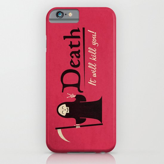 Obvious Slogan #2 iPhone & iPod Case