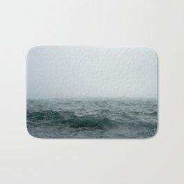 Choppy Seas Bath Mat