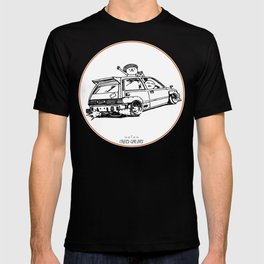 Crazy Car Art 0036 T-shirt