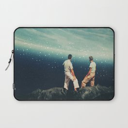 The Earth was crying and We were there Laptop Sleeve