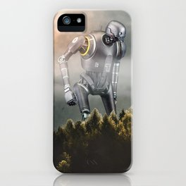 K2SO iPhone Case