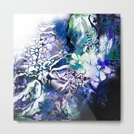 abstrackt wallpaper Metal Print