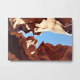 Antelope Canyon #12 Metal Print