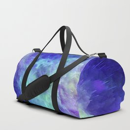 Space Explosion 07 Duffle Bag