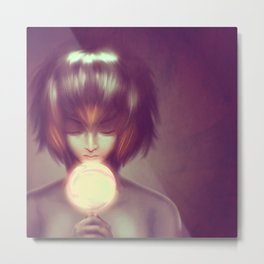 CandyGirl Metal Print