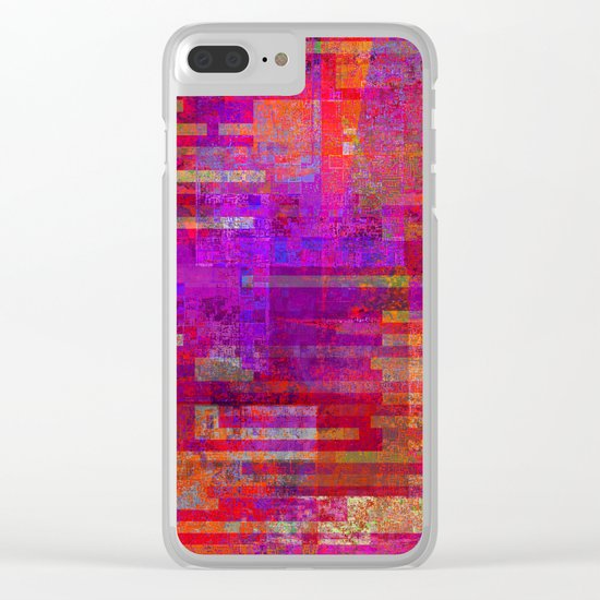 gorgeous 1 Clear iPhone Case