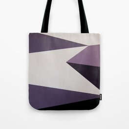 Dazzle Ship Camouflage Graphic Design (Detail) Tote Bag