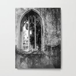 The Solitary Archway Metal Print