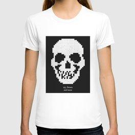 25. Down T-shirt