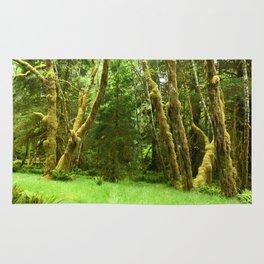 Lush Rain Forest Rug