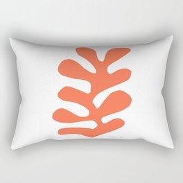 Henri Matisse, Papiers Découpés (Cut Out Papers) 1952 Artwork Rectangular Pillow