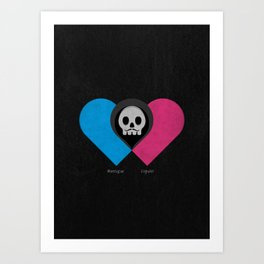 Sweet Sorrow Art Print