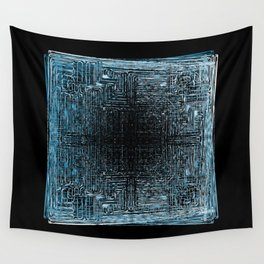 QR CODE Wall Tapestry