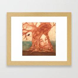 Fleet Foxes Framed Art Print